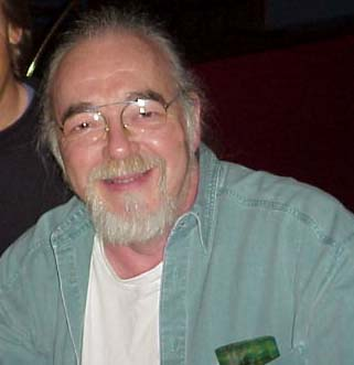 A picture of E. Gary Gygax, creator of Dungeons and Dragons